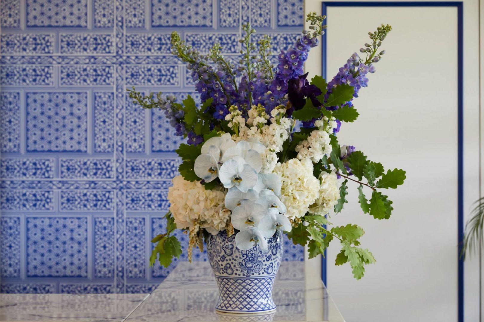 Summer Feature Flower – Delphinium