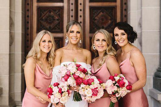 Lauren & Stuart: A Melbourne City Wedding