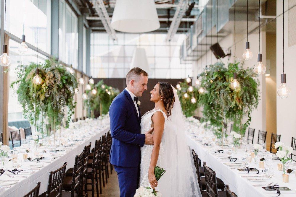 Natasha & Tom's Melbourne City Wedding